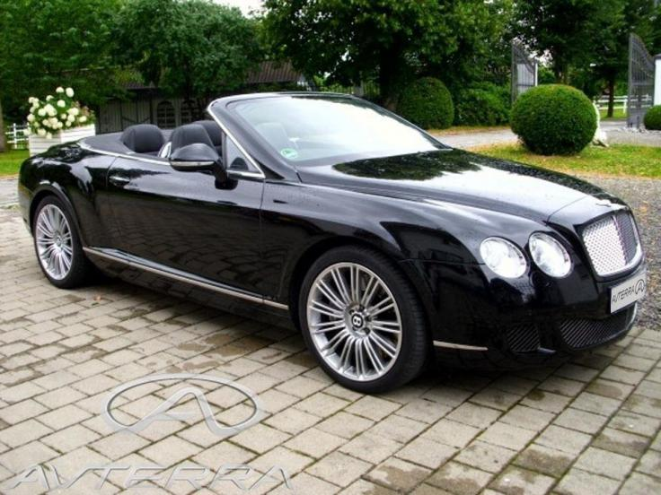Продажа Bentley Continental GTC